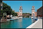 Venezia Castello Entratta dell Arsenale