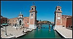 Venise Castello Entratta dell Arsenale