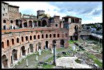 Forum Imperiali Mercati di Traiano Rome